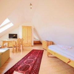 Отель Villa Słonecznego Wzgórza Закопане комната для гостей фото 4