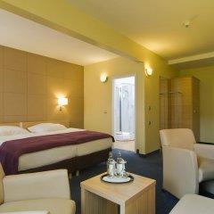 GHOTEL hotel & living Hamburg комната для гостей