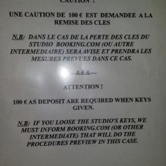 Отель Studette-Bonbonnière питание