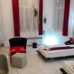Бутик Отель Скоти 3* Номер Делюкс с различными типами кроватей фото 16