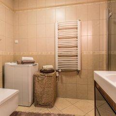 Отель Apartamenty za Strugiem Польша, Закопане - отзывы, цены и фото номеров - забронировать отель Apartamenty za Strugiem онлайн ванная