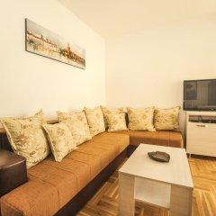 Апартаменты Azzuro Lux Apartments комната для гостей фото 2