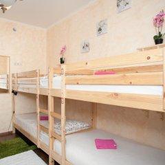 Europa Hostel Кровать в женском общем номере с двухъярусной кроватью фото 6