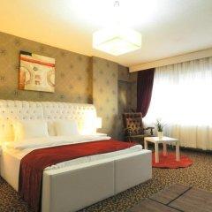 Ada Apart Bakirkoy Vip Улучшенный люкс с различными типами кроватей фото 4