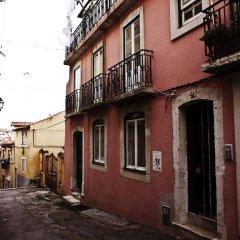 Отель Wonderful Lisboa Olarias Апартаменты с различными типами кроватей фото 6