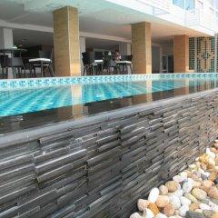 Отель Nantra Pattaya Baan Ampoe Beach бассейн фото 2