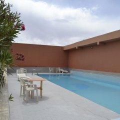 Отель Hôtel La Gazelle Ouarzazate Марокко, Уарзазат - отзывы, цены и фото номеров - забронировать отель Hôtel La Gazelle Ouarzazate онлайн бассейн