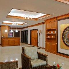 Inn House Hotel 3* Люкс с различными типами кроватей фото 3