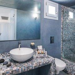 Отель Santorini Kastelli Resort 5* Стандартный номер с различными типами кроватей фото 2