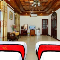 Отель Hoa Mau Don Homestay детские мероприятия фото 2