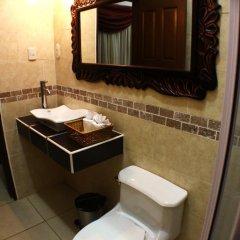 Hotel Real Camino Lenca 3* Стандартный номер с различными типами кроватей фото 2