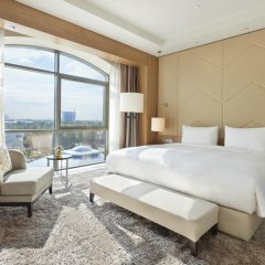 Отель Hyatt Regency Tashkent 5* Люкс с различными типами кроватей фото 4