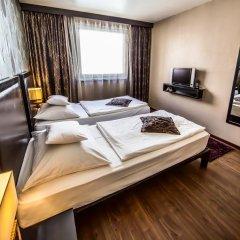 Boutique Hotel Budapest 4* Стандартный номер с двуспальной кроватью фото 22