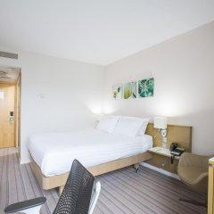 Отель Hilton Garden Inn Glasgow City Centre комната для гостей