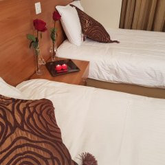 Hotel Glaros 2* Стандартный номер с разными типами кроватей фото 8