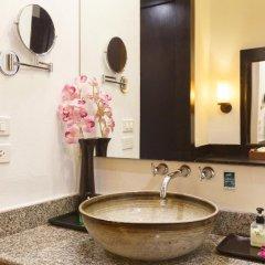 Отель Aquamarine Resort & Villa 4* Вилла с различными типами кроватей фото 22