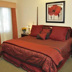 Отель The Eagle Inn 3* Улучшенный номер с различными типами кроватей фото 6
