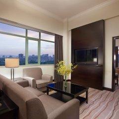Отель Grand Park Kunming 5* Улучшенный номер фото 4
