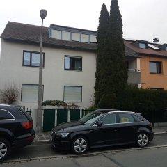 Отель Ferienwohnung Германия, Нюрнберг - отзывы, цены и фото номеров - забронировать отель Ferienwohnung онлайн парковка