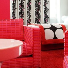 Отель Hôtel du Petit Moulin 4* Номер Делюкс с различными типами кроватей фото 3