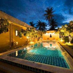 Отель Villa Na Pran, Pool Villa Таиланд, Пак-Нам-Пран - отзывы, цены и фото номеров - забронировать отель Villa Na Pran, Pool Villa онлайн бассейн фото 3