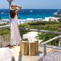 Отель Bay Bees Sea view Suites & Homes пляж фото 2