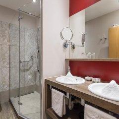 Отель Appartementhaus Residence Hirzer Тироло ванная