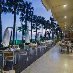 Mersin HiltonSA Турция, Мерсин - отзывы, цены и фото номеров - забронировать отель Mersin HiltonSA онлайн питание фото 5