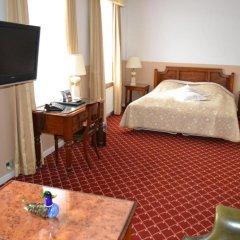 Milling Hotel Plaza 4* Стандартный номер с двуспальной кроватью фото 12