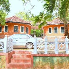 Отель Kodigahawewa Forest Resort 3* Номер Делюкс с различными типами кроватей фото 12