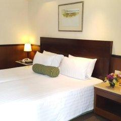 Boulevard Hotel Bangkok 4* Стандартный номер с разными типами кроватей фото 18