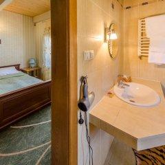 Гостиница Велика Ведмедиця ванная