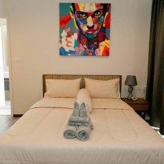 Отель The Deck Condo Patong Стандартный номер разные типы кроватей фото 3