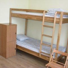 Отель Hostel4u Кровать в общем номере