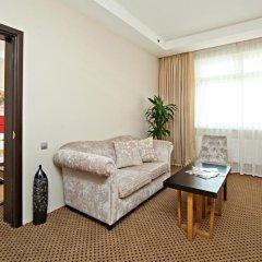 Гринвуд Отель 4* Стандартный номер с различными типами кроватей фото 19