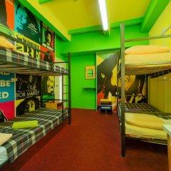 Herzen House Hotel Кровать в общем номере с двухъярусной кроватью