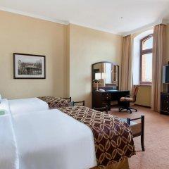 Гостиница Hilton Москва Ленинградская 5* Полулюкс с различными типами кроватей фото 8