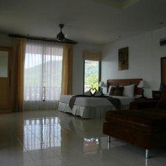 Отель Baan Chayna Resort Улучшенный номер