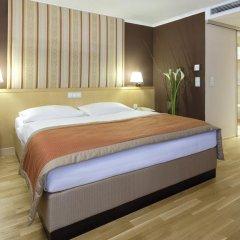 Austria Trend Hotel Ananas 4* Стандартный номер с различными типами кроватей фото 14