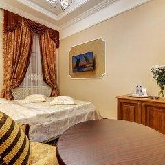 Мини-Отель Beletage 4* Номер Комфорт с различными типами кроватей фото 20