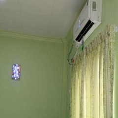 Отель Mya Kyun Nadi Motel 2* Улучшенный номер с различными типами кроватей фото 6
