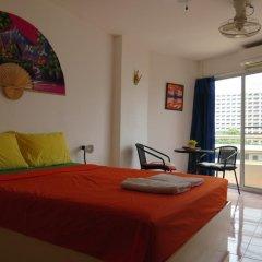 Апартаменты View Talay 1b Serviced Apartments Студия фото 21
