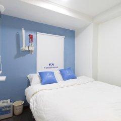 Отель K-GUESTHOUSE Insadong 2 2* Стандартный номер с двуспальной кроватью фото 4