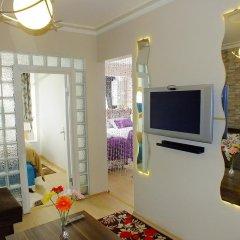 Отель New Moon Flats For Rent Стамбул комната для гостей фото 4