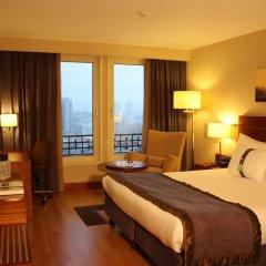 Отель Holiday Inn Istanbul Sisli 5* Стандартный номер с различными типами кроватей фото 8
