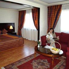 Helnan Chellah Hotel 4* Люкс с различными типами кроватей