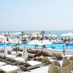 Апартаменты VIP Arkadia Apartments пляж фото 2