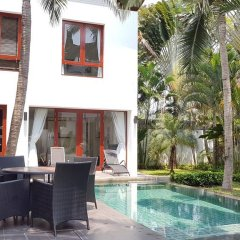 Отель Pranaluxe Pool Villa Holiday Home 3* Вилла с различными типами кроватей фото 29