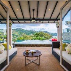 Отель Villa Amanzi Таиланд, пляж Ката - отзывы, цены и фото номеров - забронировать отель Villa Amanzi онлайн интерьер отеля фото 2