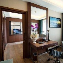 Clarion Hotel Golden Horn 5* Номер Делюкс с различными типами кроватей фото 2